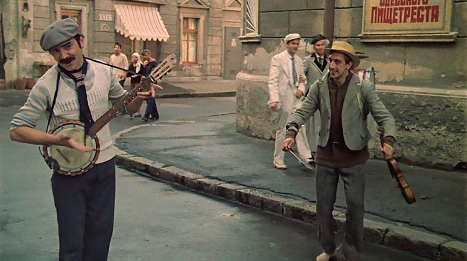 Кадр из фильма «Мы из джаза»