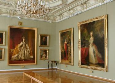 Экспозиция «Русское искусство XVI – начала XX века»