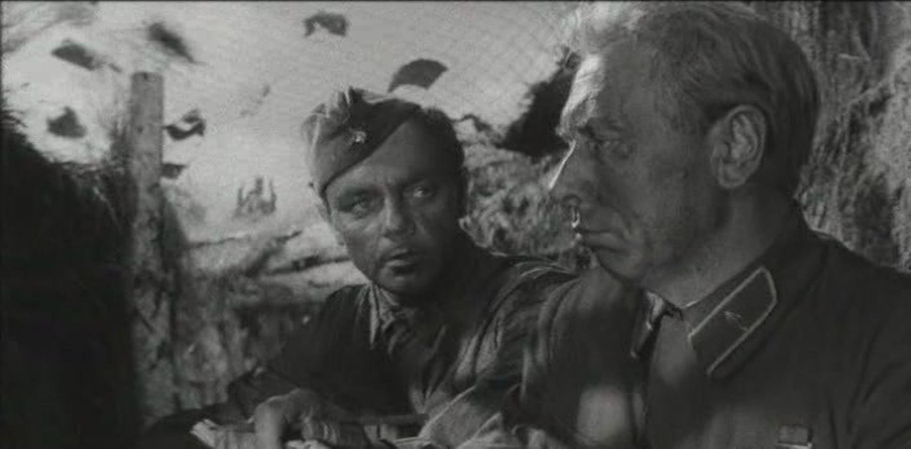 Кадры из фильма «Живые и мертвые»
