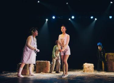 Спектакль «Лошадиния»