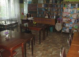 Джанкойская районная библиотека