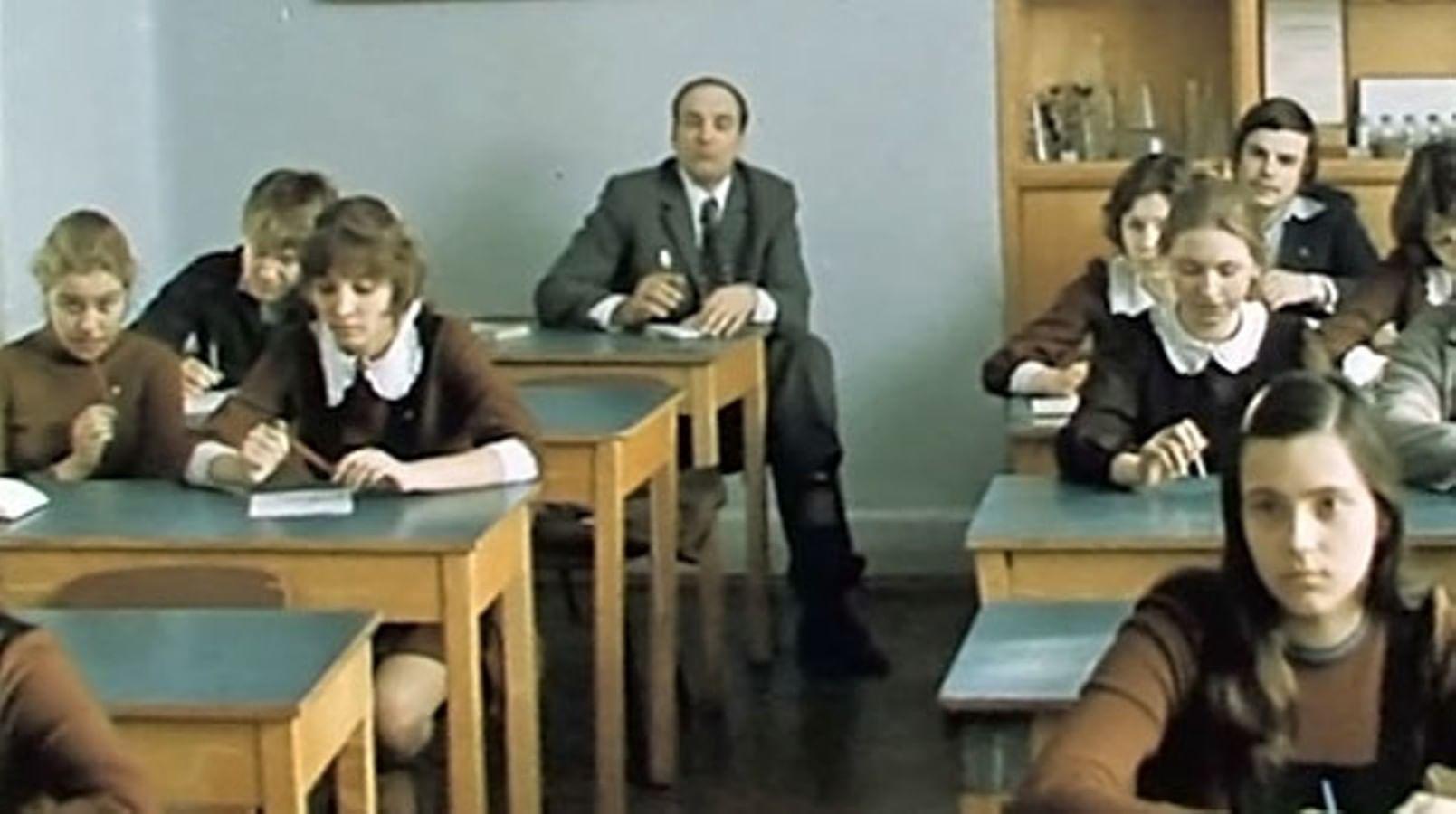 Кадры из фильма «Ключ без права передачи»