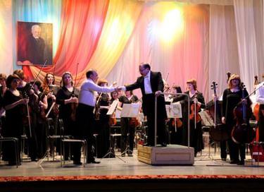 Фестиваль П. И. Чайковского