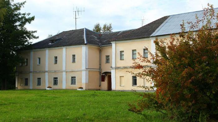 Государственный музей художественной культуры Новгородской земли (основное здание)