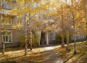Лесосибирская центральная городская библиотека