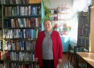 Библиотека села Старобазаново