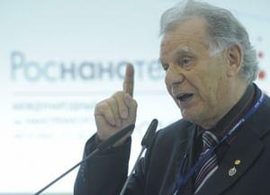 Жорес Алферов: «Двигателем благосостояния страны являются образованные люди и наука»