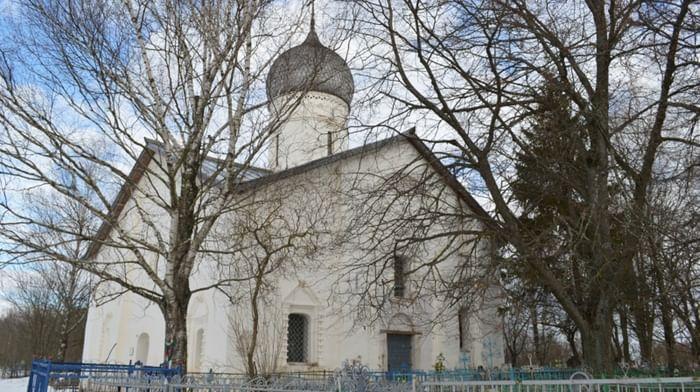 Памятник-музей церковь Благовещения на Мячине