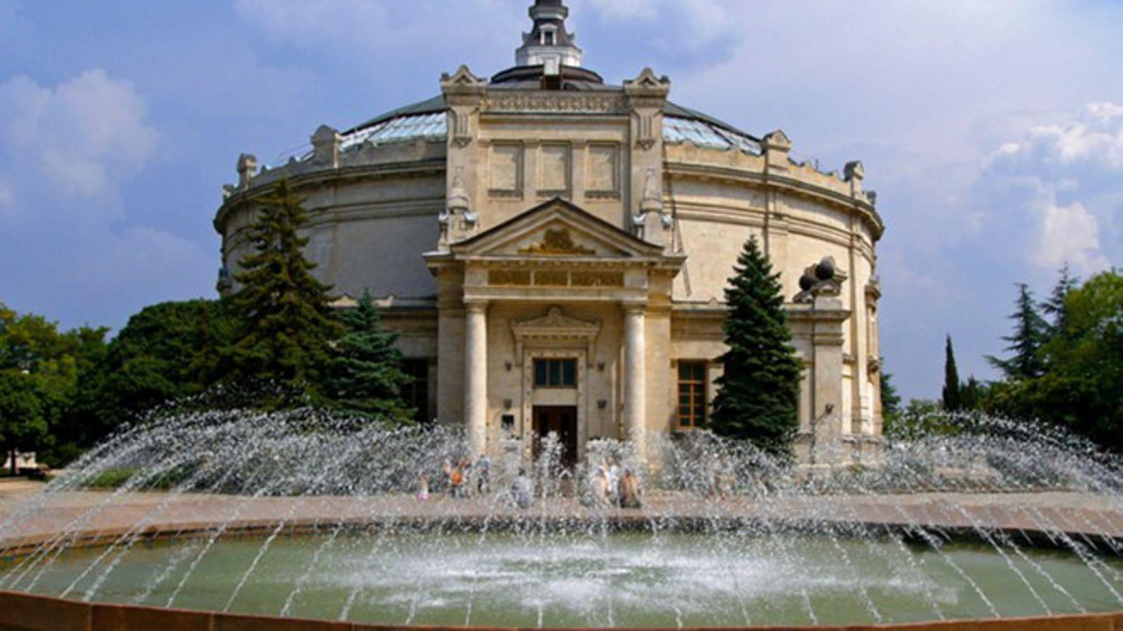 Музеи ВОВ