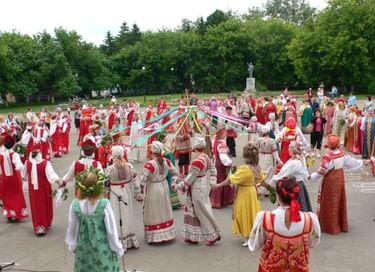 Межрегиональный фестиваль «Июньская карусель»