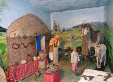 Ночь музеев в Юматовском этнографическом музее