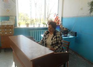 Библиотека села Маядыково