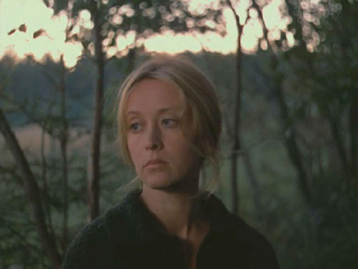 Кадры из фильма «Зеркало»