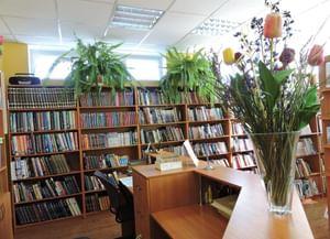 Костровская библиотека
