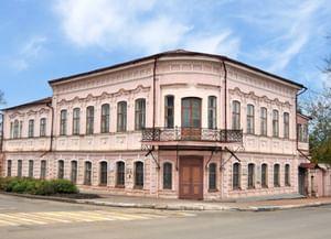 Литературно-мемориальный музей «Дом учителя»