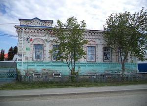 Историко-краеведческий отдел центральной районной библиотеки