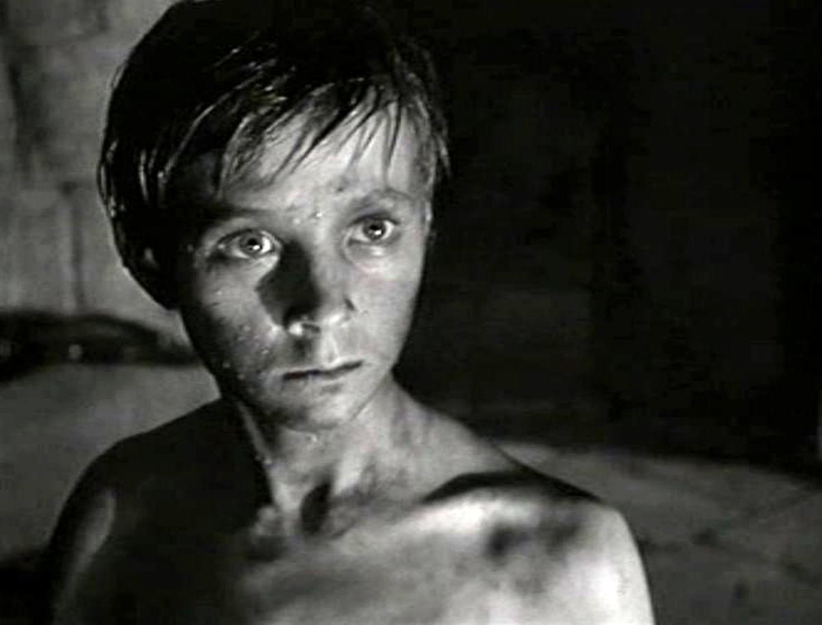 Кадры из фильма «Иваново детство»