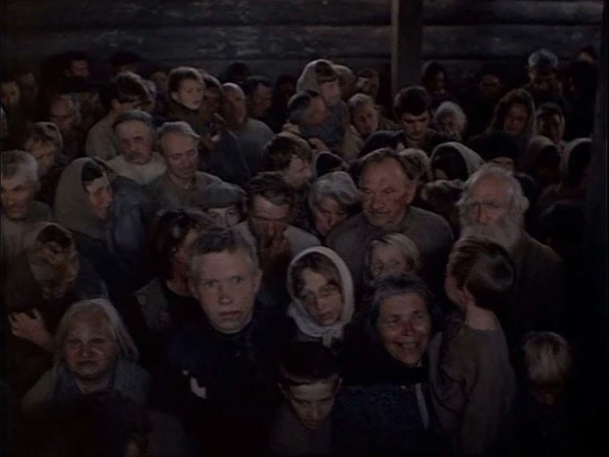 Кадры из фильма «Иди и смотри»