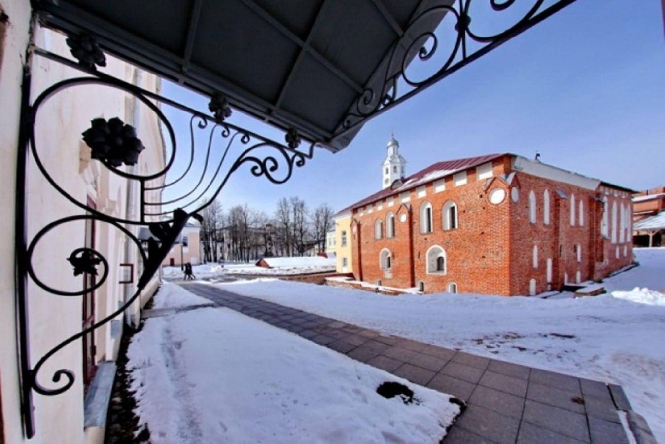 Владычная палата. Новгородский музей-заповедник
