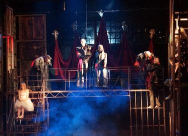 Спектакль «Гамлет. Next»