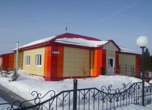 Ямгортская сельская библиотека