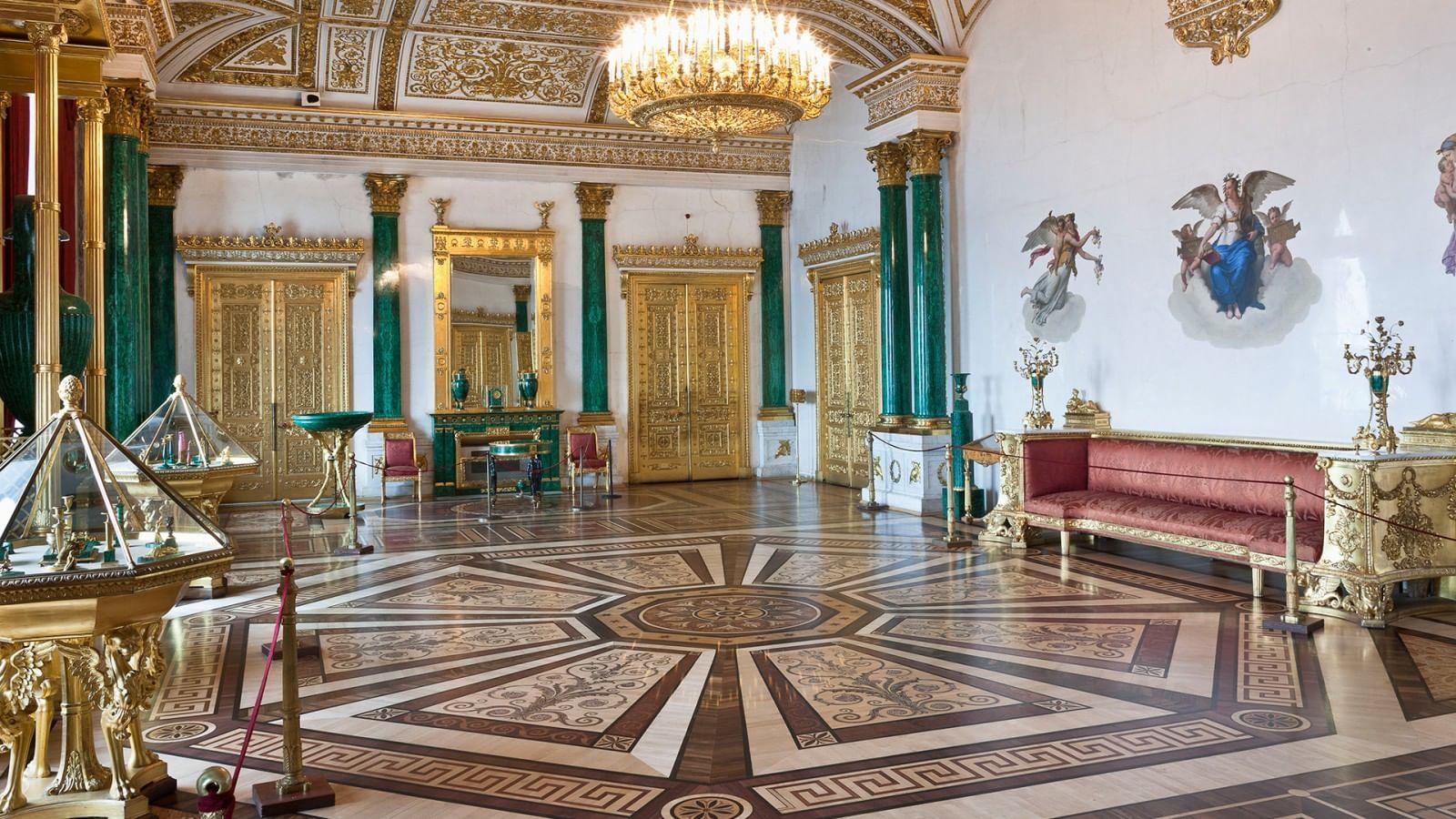 Государственный музей Эрмитаж. 3 изображения