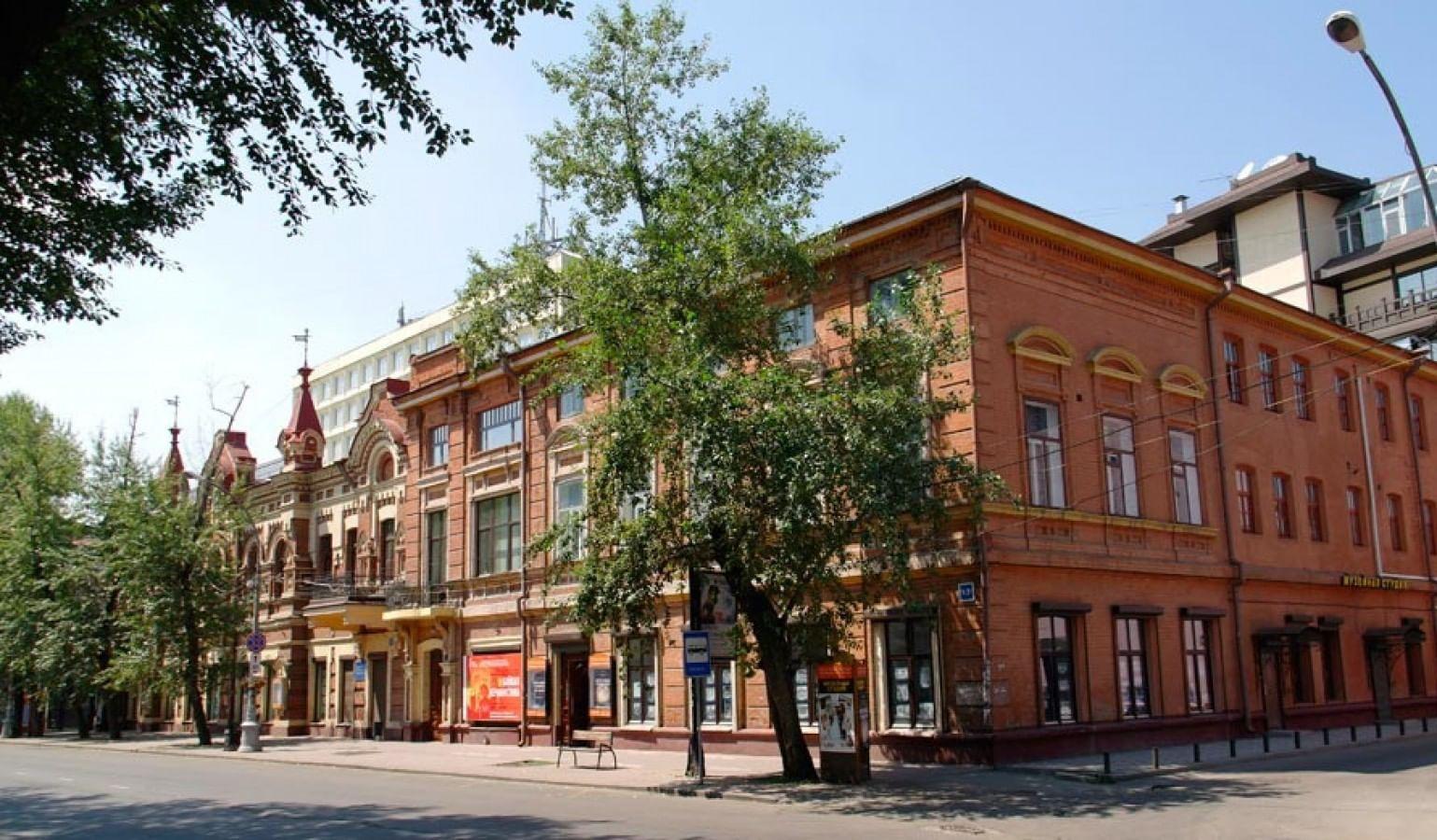 Провинциальные музеи. 3 изображения