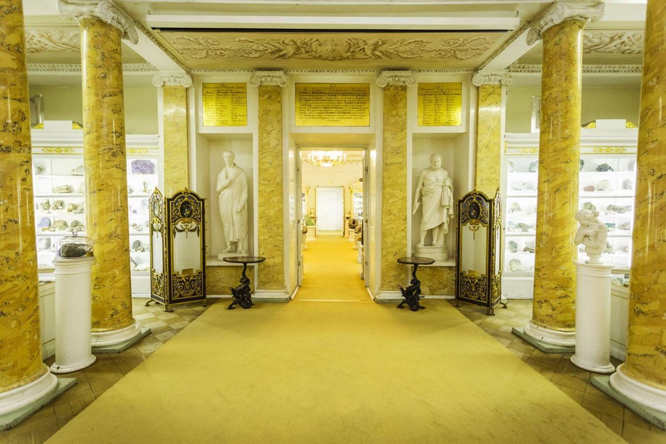Самые старые музеи России