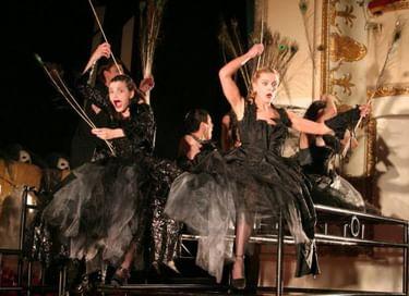 Спектакль «Последняя любовь Дон Жуана»