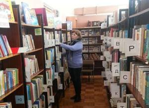 Бужаровская сельская библиотека