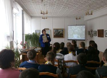 Ночь музеев в Киргиз-Миякинской картинной галерее «Эрмитаж»