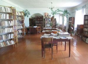 Косточковская библиотека-филиал № 11