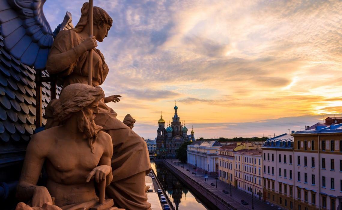 санкт петербург забавные фото