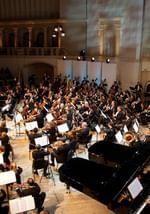 Национальный филармонический оркестр России, Кен-Давид Мазур, Екатерина Мечетина, Людмила Голуб
