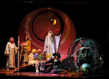 Спектакль «Волшебная флейта»