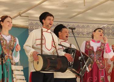 Фестиваль-конкурс казачьей культуры «Кузнецкая вольница»