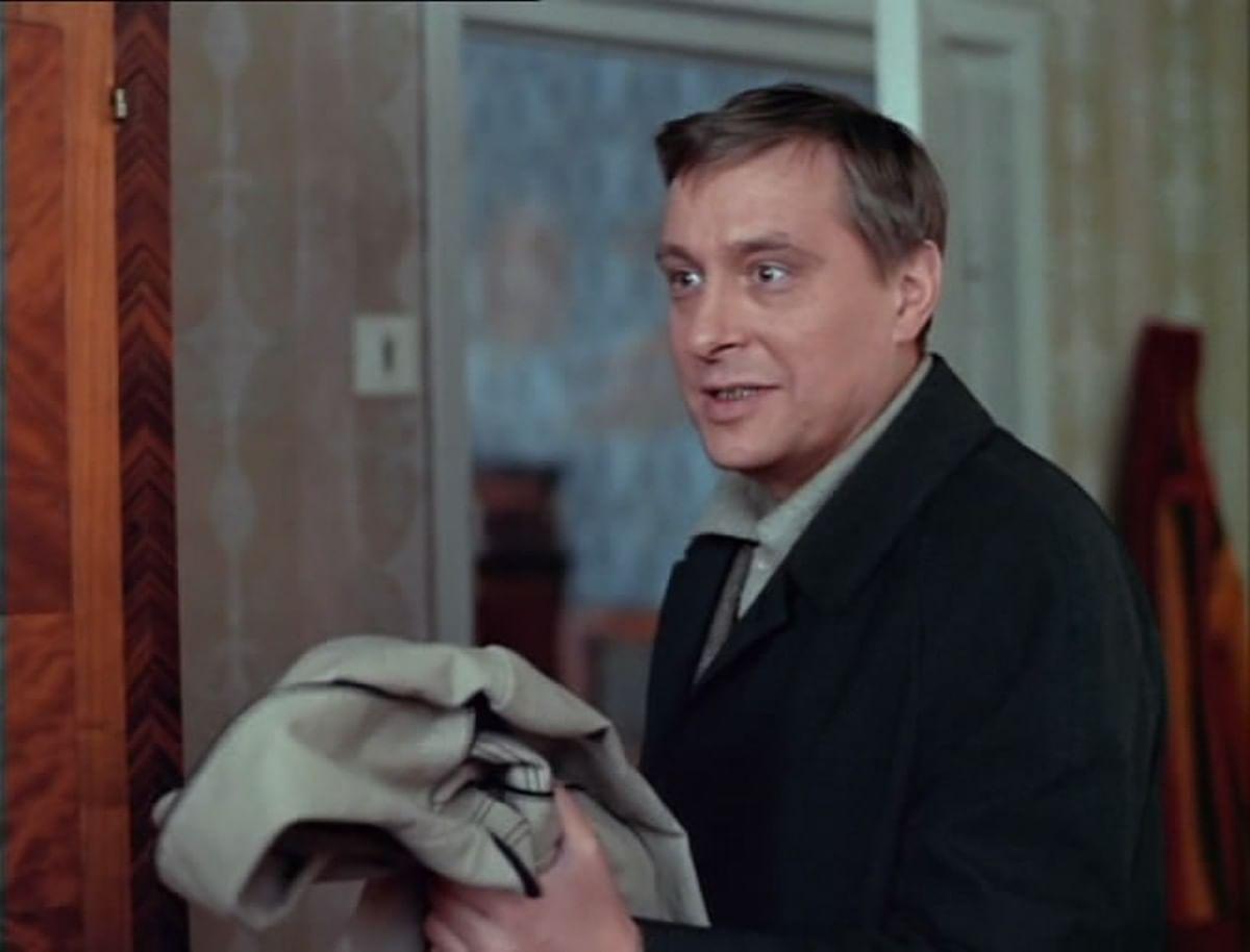 Кадр из фильма «Осенний марафон» (1979)