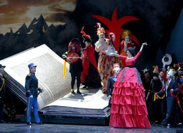 Опера «Дон Кихот»