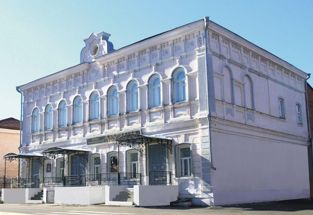 Художественно-исторический музей имени А. В. Григорьева
