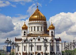 Мультимедийная история Руси вхраме Христа Спасителя