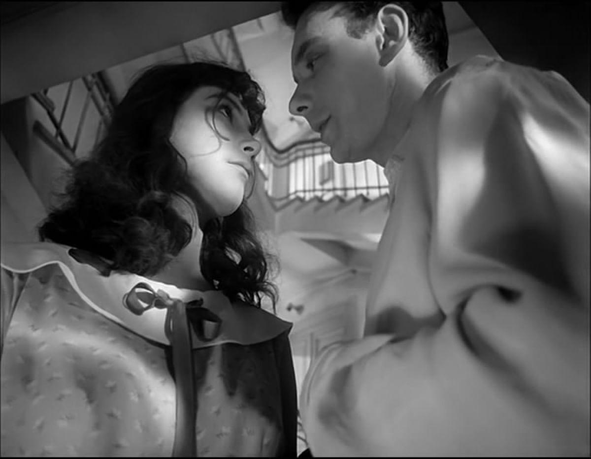 Кадры из фильма «Летят журавли» ч2