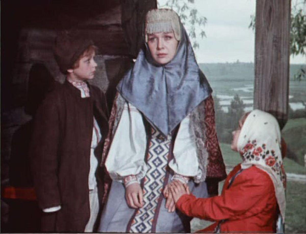 Кадры из фильма «Марья-искусница» ч1