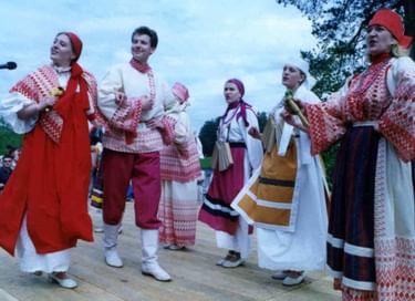 XXI Межрегиональный фольклорный праздник «Троицкие гуляния»