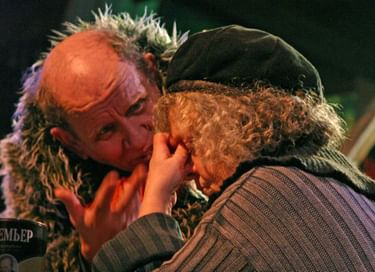 Спектакль «Ах, как бы нам пришить старушку?..» («Дорогая Памела»)