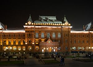Выставочный комплекс Исторического музея