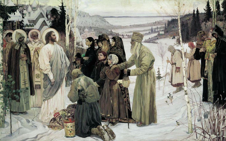 Михаил Нестеров: «Я прожил жизнь с кистью в руке» 2
