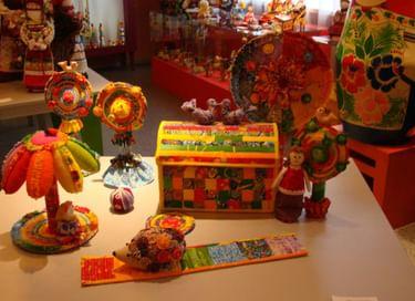 Межрегиональный фестиваль игрушки