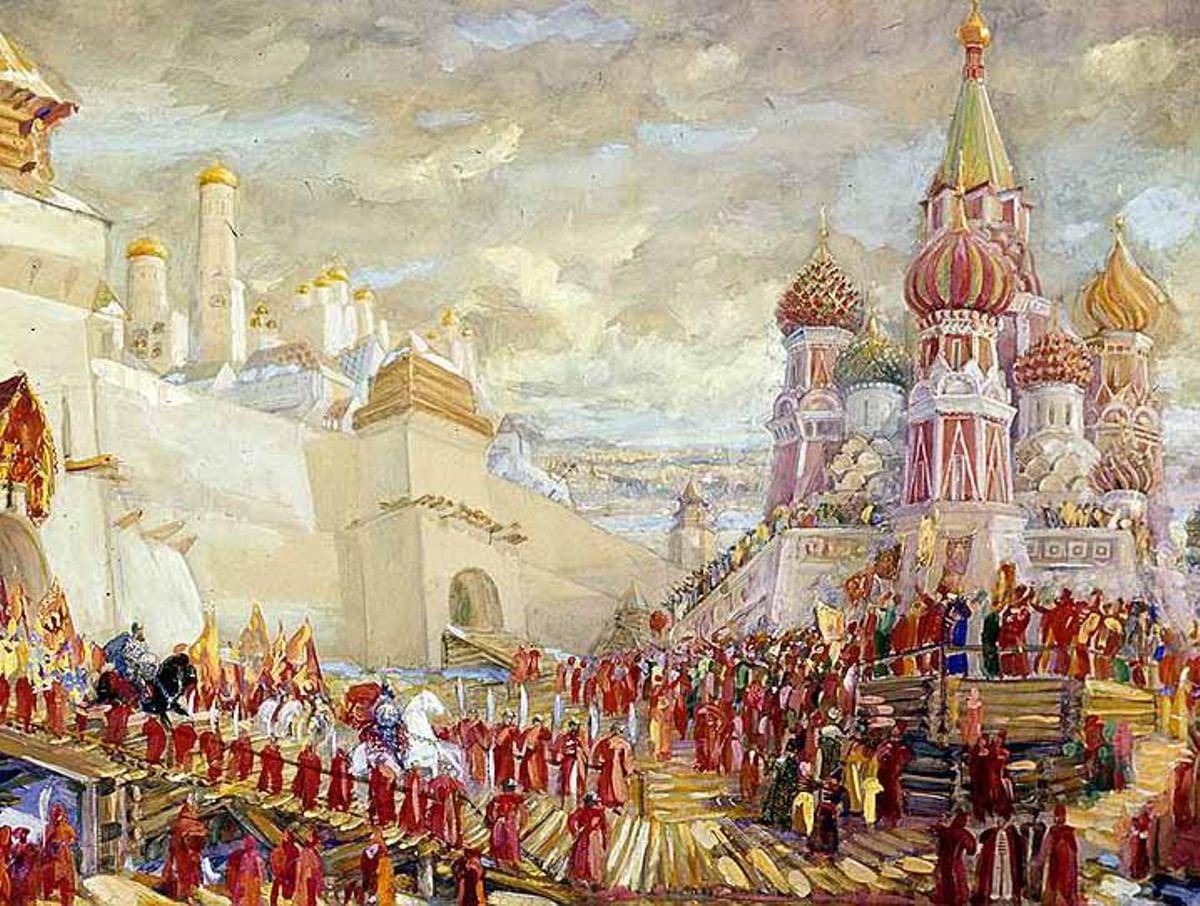 Две оперы Михаила Глинки в 10 фактах. Иван Сусанин1