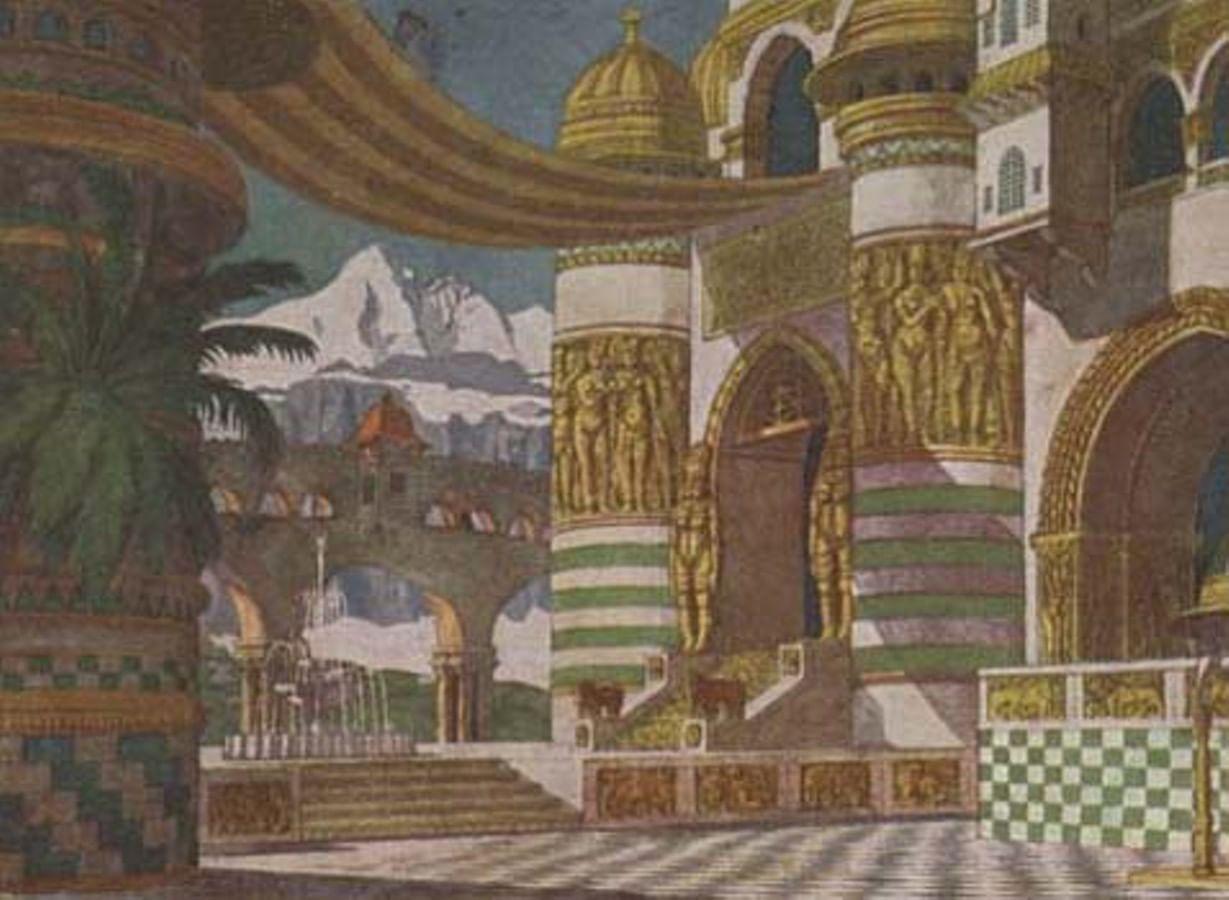 Две оперы Михаила Глинки в 10 фактах. Руслан и Людмила1