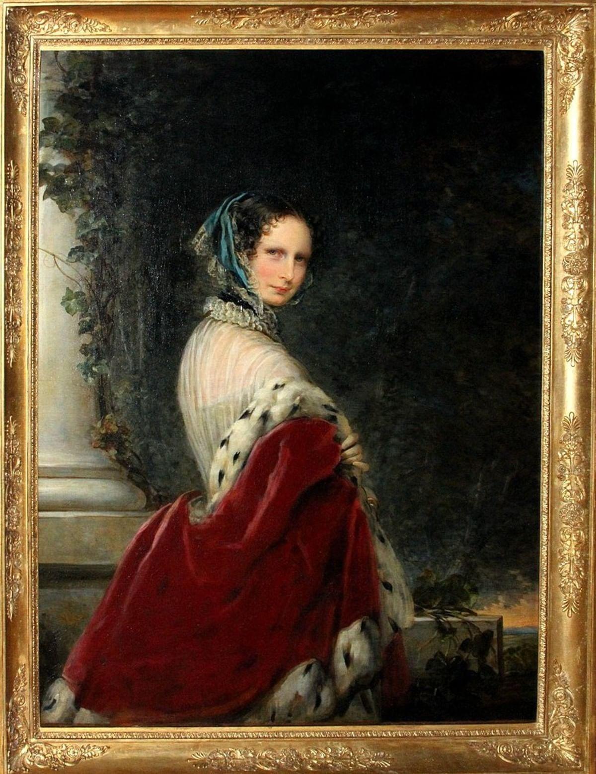 28 уникальных картин из частного собрания представят в музее имени Пушкина. Галерея1